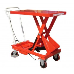 Premium Manual Operated 500kg Mobile Lift Table
