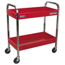 American Pro Medium Duty 2 Tier Shelf Trolley CX102