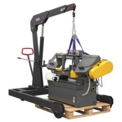 Premier 3 Tonne Fixed Frame Workshop Crane PFC301