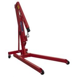 500kg Low Profile Folding Workshop Crane PH5