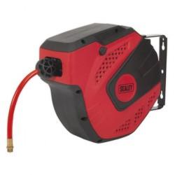 Auto-Rewind Control Retractable Air Hose Reels SA821-SA824