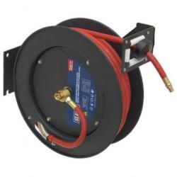 Retractable Air Hose Reels 10mm Dia (Rubber Hose) SA84/SA841/SA85