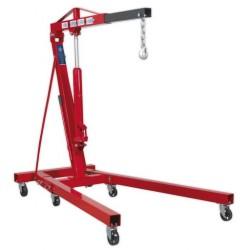 Sealey 1000kg Folding Workshop Crane SC10