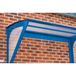 Wall Mounted Smoking Canopy
