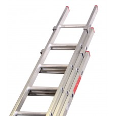 DIY 3 Section Aluminium Ladder BD325