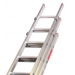 DIY 3 Section Aluminium Ladder BD325