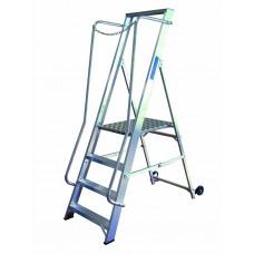 Extra Wide Aluminium Platform Steps BSWP2
