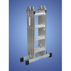 Aluminium Multi Purpose Ladder MPL4X3