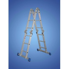 Aluminium Multi Purpose Ladder MPL4X3