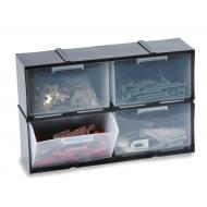 Topstore Interlocking Drawer Cabinets