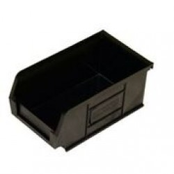Barton Recycled Topstore Semi-Open Fronted Storage Containers