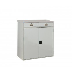 Drawer Workstation (Double Drawer)