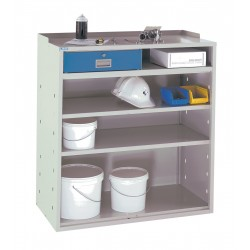 Drawer Workstation (Open Fronted)