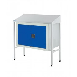 Team Leader Workstations (Double Cupboard Type)