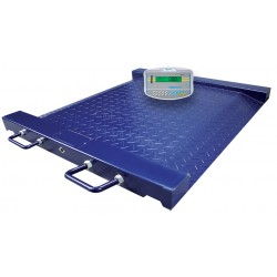 Drum/Wheelchair Scale With Indicator PTM500GK