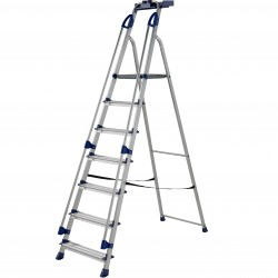 Werner Trade Aluminium Platform Steps