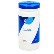 PAL TX Hand Sanitising Wipes