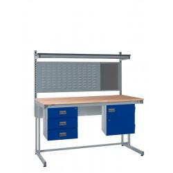 Cantilever Workbench Kit D