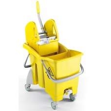 Kentucky ACTION-PRO 30 Litre Double Bucket Mopping System