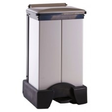 All Plastic Fire Retardant Twin Bin Sackholder 65 Litre