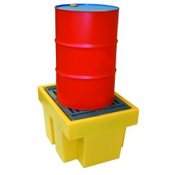 Single Polyethylene Spill Pallet PP1
