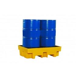 Polyethylene 2 Drum Spill Pallet PP2