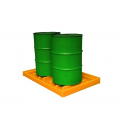 145 Litre Poly Spill Tray TTHD